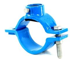 collier de prise en charge fonte pour tuyau fonte serrage 1 boulon. Black Bedroom Furniture Sets. Home Design Ideas